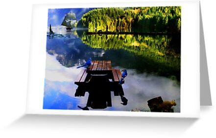 British Columbia by Cliff Vestergaard