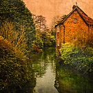 River Dun Hungerford by mlphoto