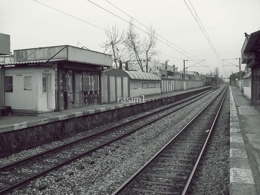 Tren istasyonu by rasim1