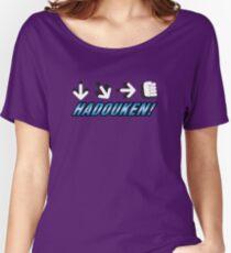 Hadouken Women's Relaxed Fit T-Shirt