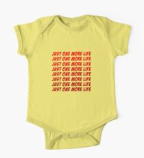 Just One More Life Kids Clothes