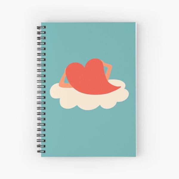 DREAMY HEART Spiral Notebook