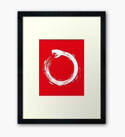 Order of the Dragon Framed Print