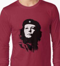 Julia Guevara White Edition Long Sleeve T-Shirt