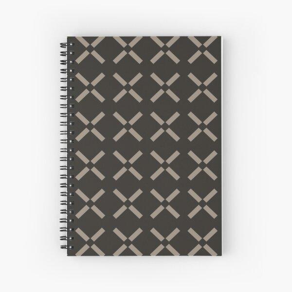 Stitched Spiral Notebook