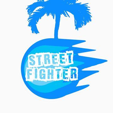 Beach Games TV Street Fighter Series by DeadBird