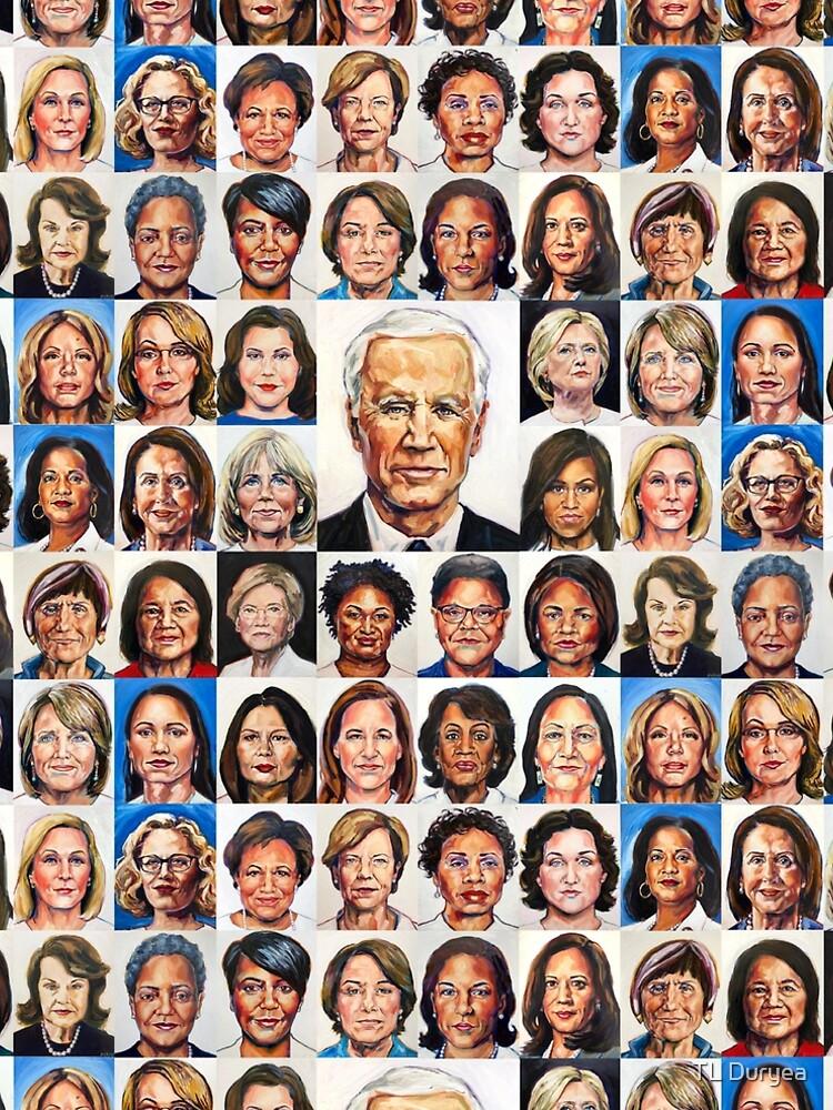 Women for Biden - 2020 by FloraAndMay