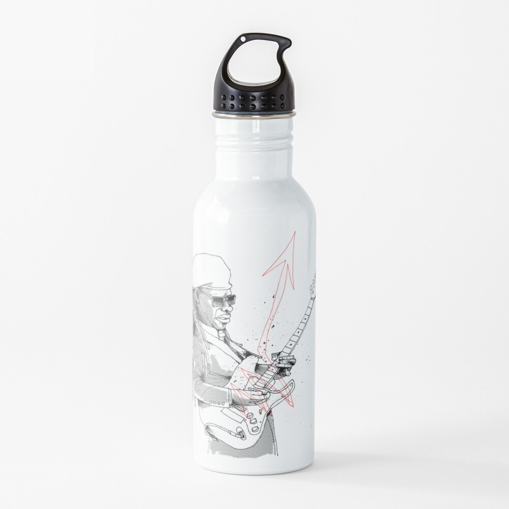 Nile Rodgers Water Bottle