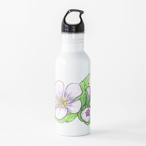 Cranesbill Flower Water Bottle