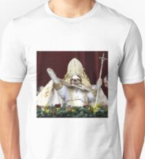 Sloth Pope  Unisex T-Shirt