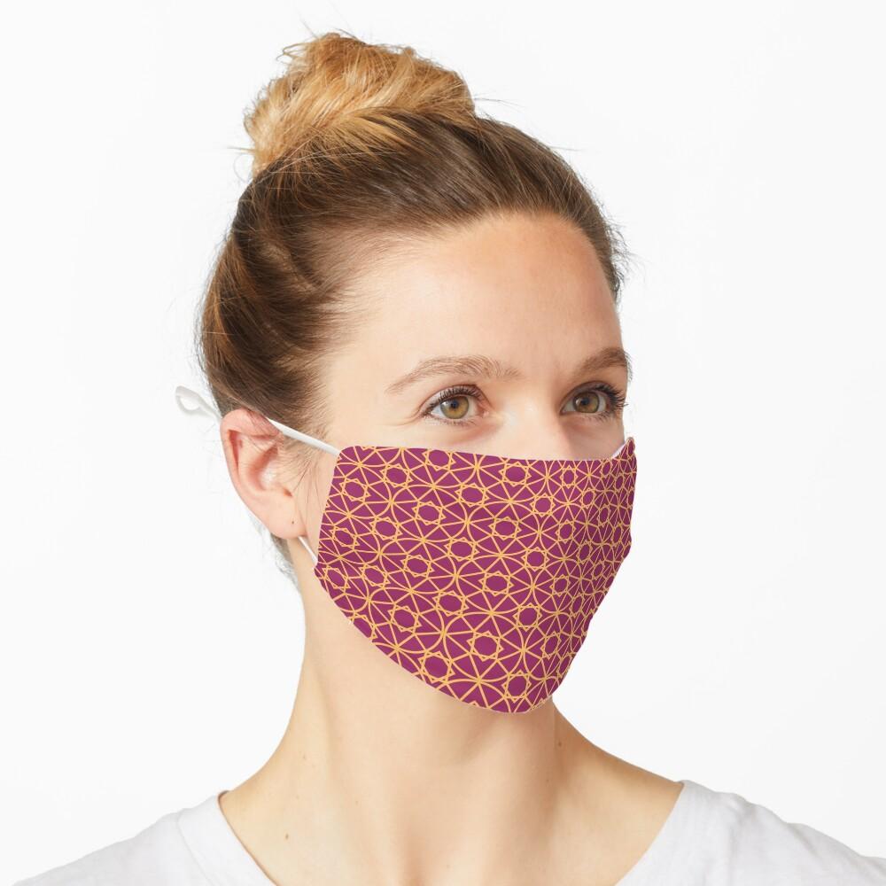 Moroccan 5 Mask