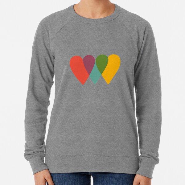 UNITED HEARTS Lightweight Sweatshirt
