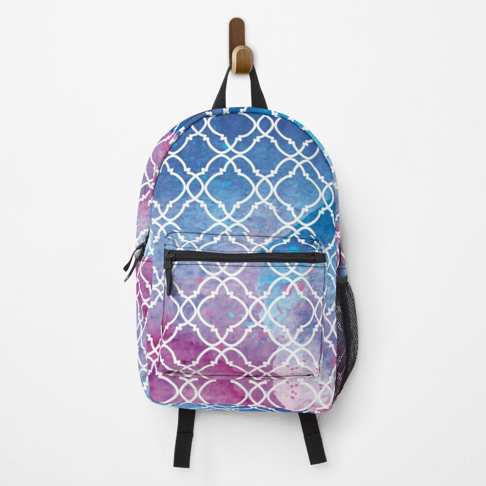 Moroccan 6 Backpack