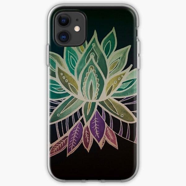 Lotus iPhone Soft Case