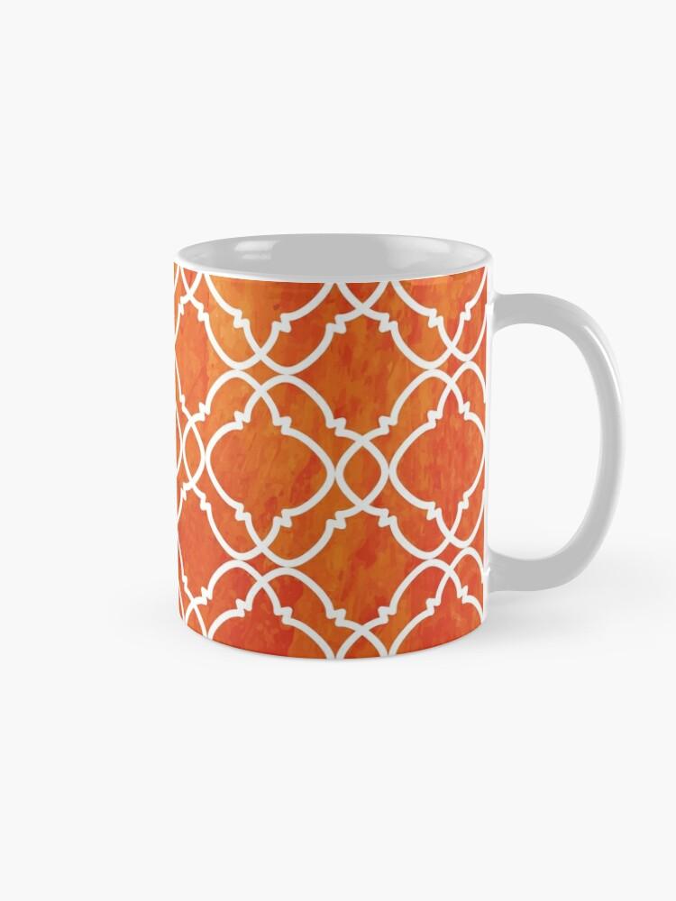 Alternate view of Moroccan 7 Mug