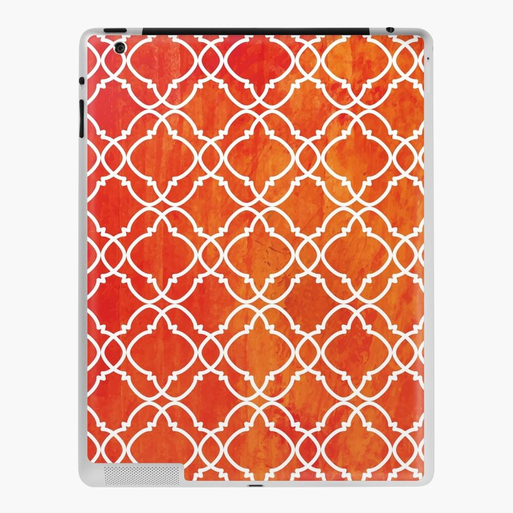 Moroccan 7 iPad Case & Skin