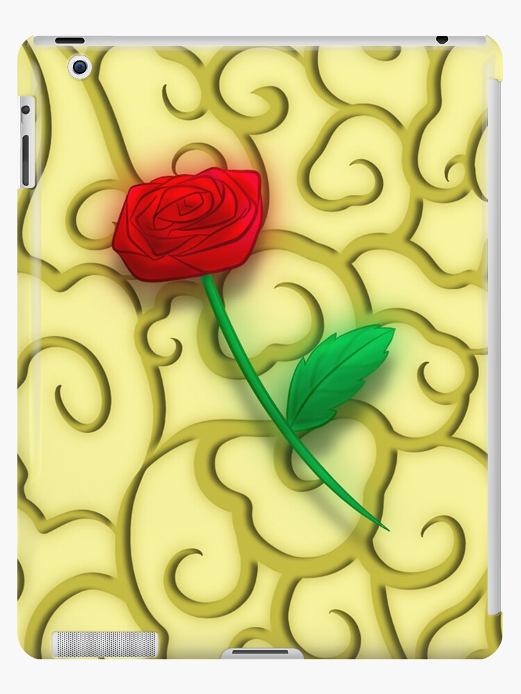 Oriental Cloud Rose by Rubixa