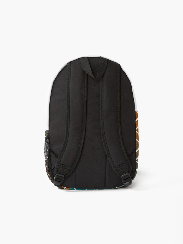 Alternate view of Moroccan 8 Backpack
