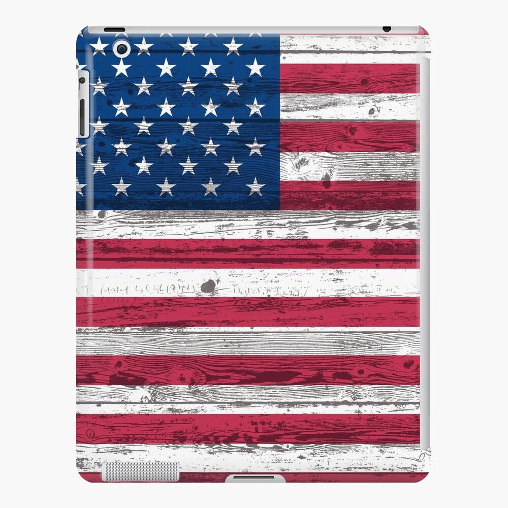 USA flag iPad Case & Skin