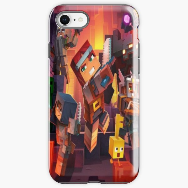 Minecraft Mods iPhone cases & covers | Redbubble