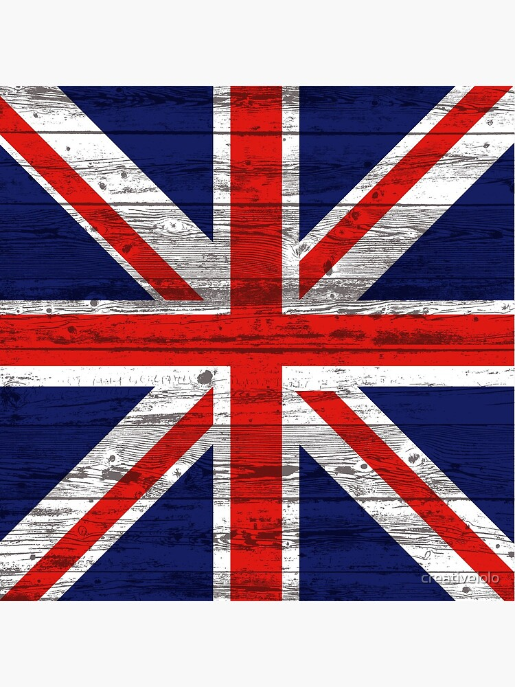 Union Jack flag by creativelolo