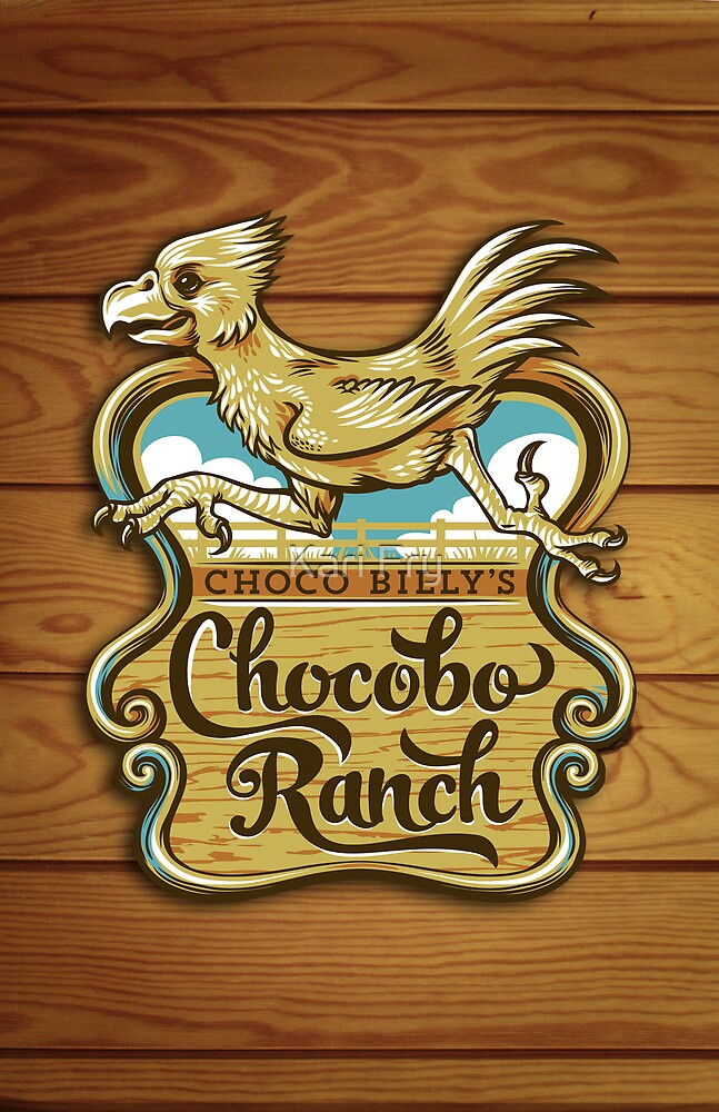 Choco Billy's Chocobo Ranch by Kari Fry