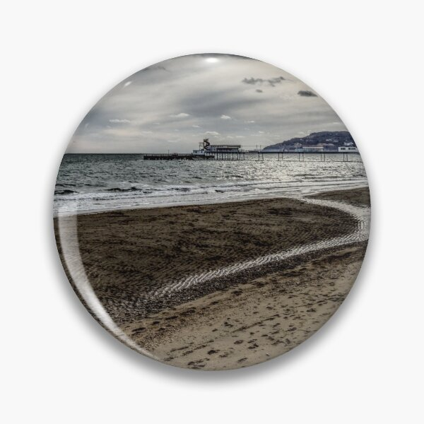 Shanklin Isle of Wight Pin