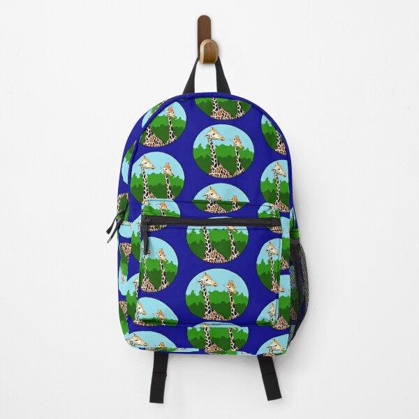 Sassy Giraffes Backpack