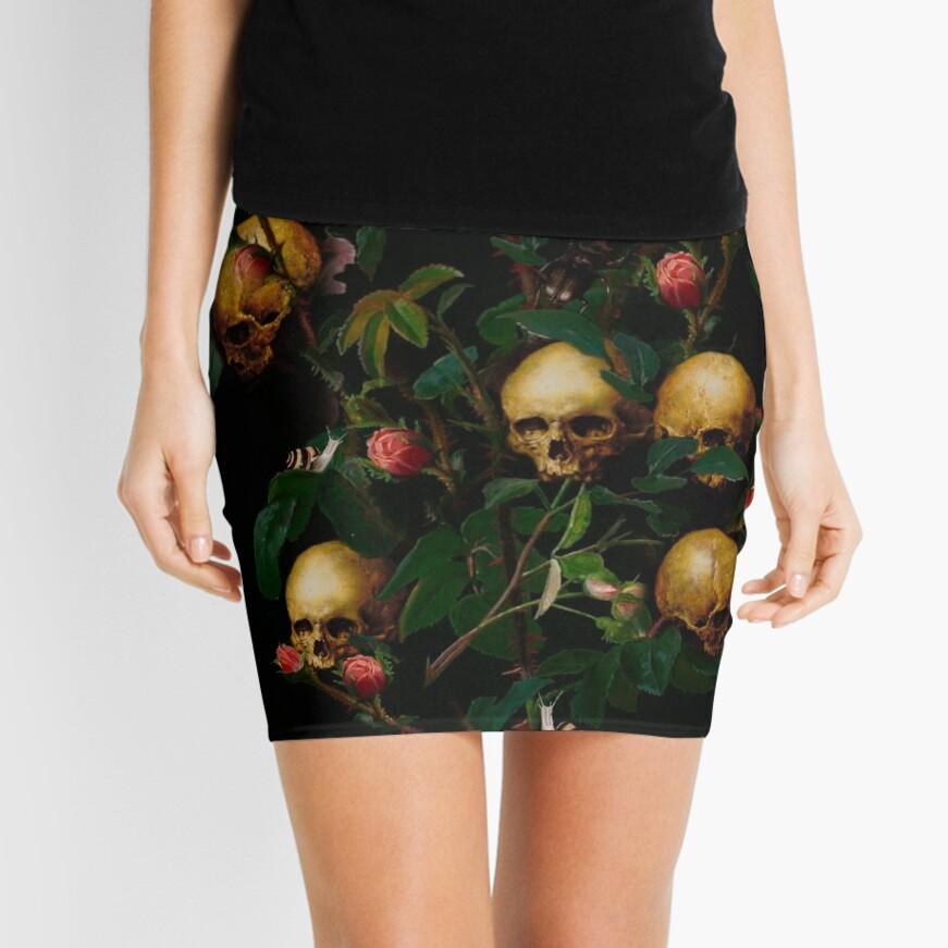 THE BOUQUET Mini Skirt