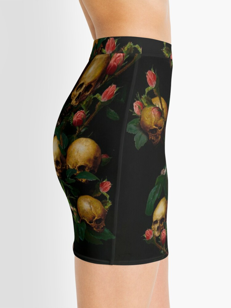 Alternate view of THE BOUQUET Mini Skirt