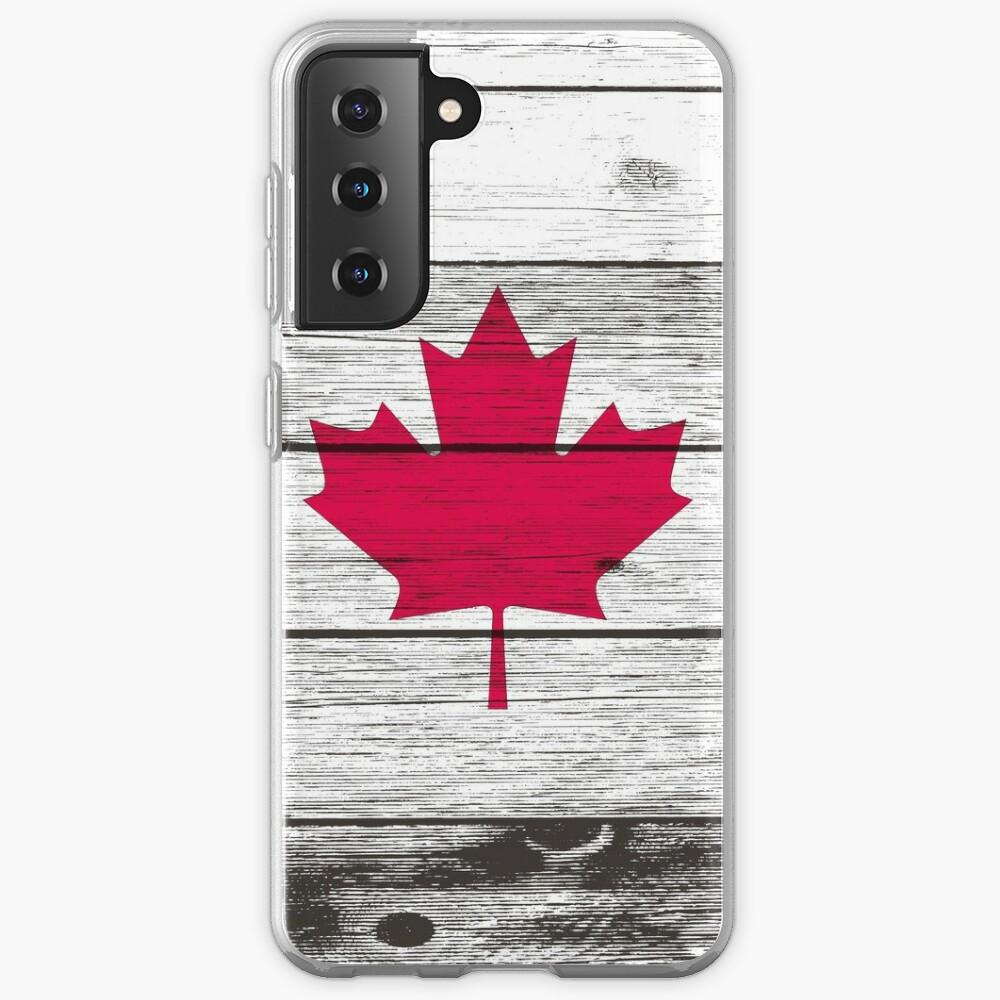 Canadian flag Case & Skin for Samsung Galaxy