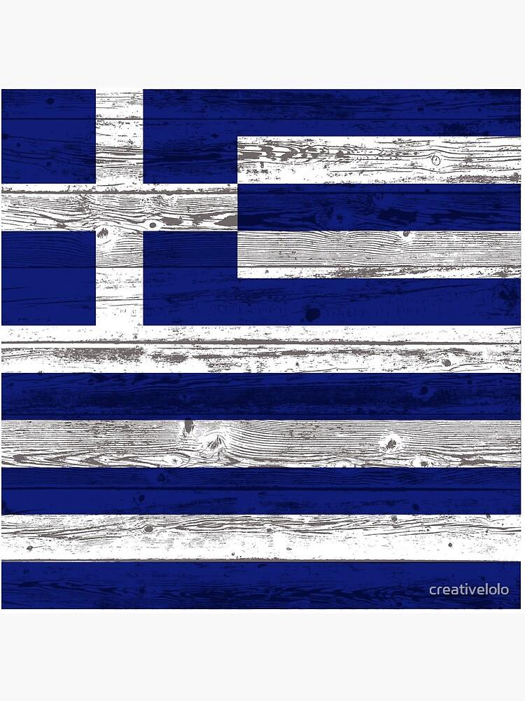 Greece flag by creativelolo