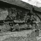 Erosion [1/5] (35mm Film) - Philadelphia, PA by Lindsey Butler