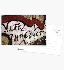 Street Art [7/7] - Philadelphia, PA Postcards
