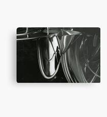 Metallic Reflections [1/8] (35mm Film) Metal Print