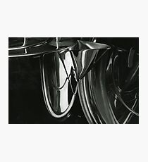 Metallic Reflections [1/8] (35mm Film) Photographic Print