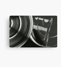 Metallic Reflections [3/8] (35mm Film) Metal Print