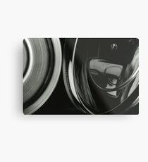 Metallic Reflections [6/8] (35mm Film) Metal Print