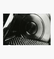 Metallic Reflections [8/8] (35mm Film) Photographic Print