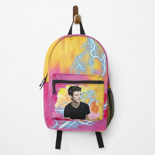 Grant Gustin Watercolour Backpack