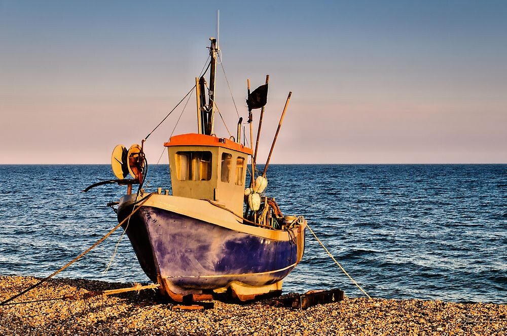 Fishing Boat by JEZ22