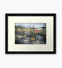 Old Mill 4 Framed Print