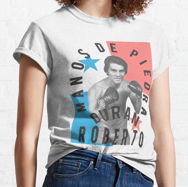 «Manos de Piedra» Roberto Duran Classic T-Shirt