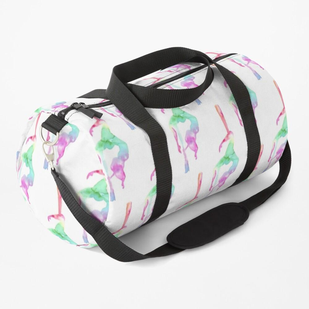 Aerialist - Aerial silk Duffle Bag