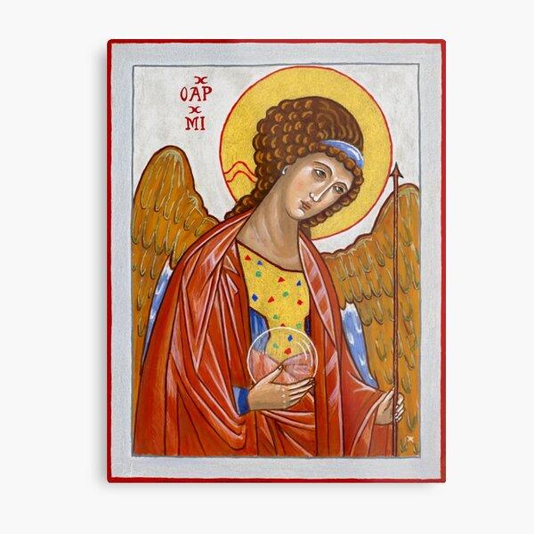 St. Michael Archangel Metal Print