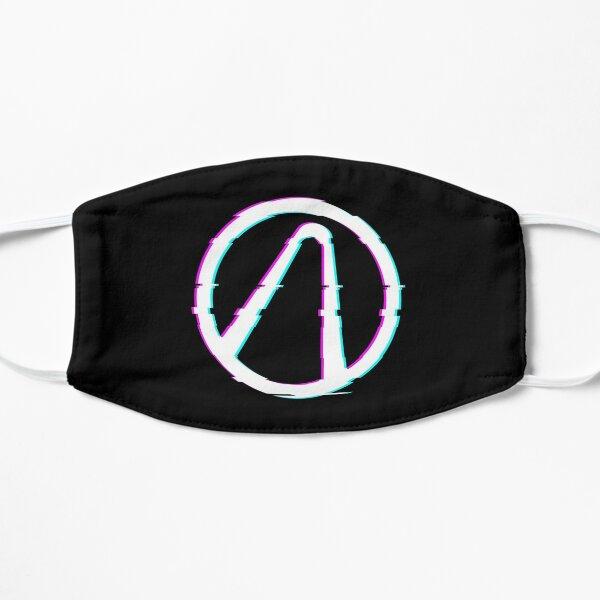 Glitched Vault Logo - Borderlands Mask