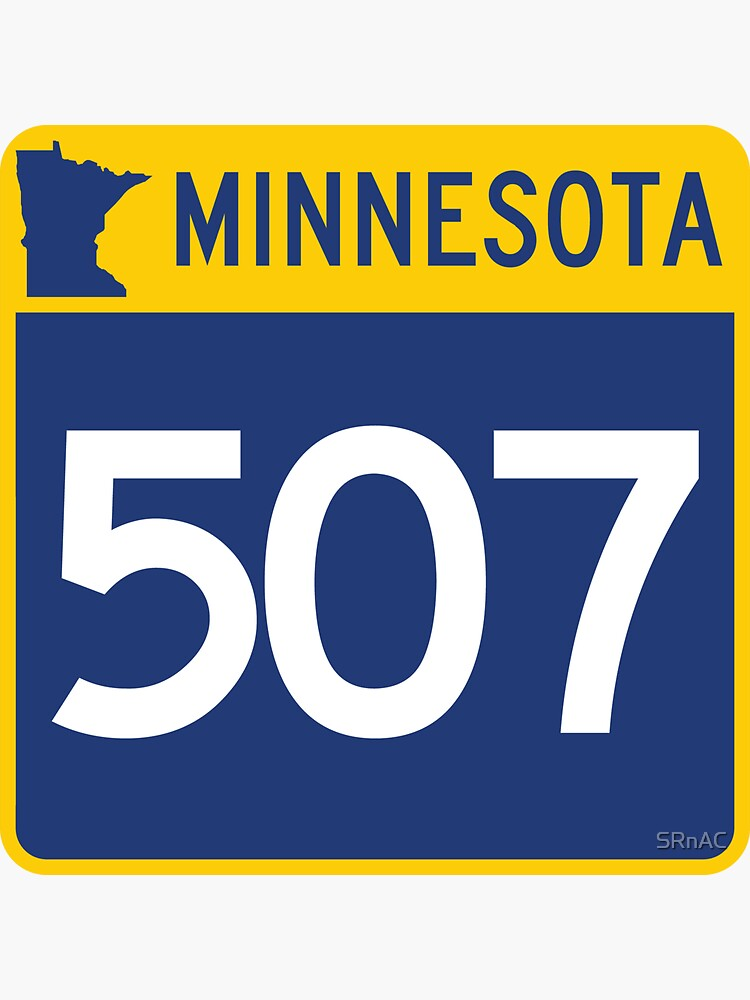 Minnesota State Route 507 (Area Code 507) by SRnAC