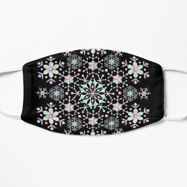 Mandala Snowflake Mask