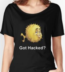 Got Hacked? Women's Relaxed Fit T-Shirt