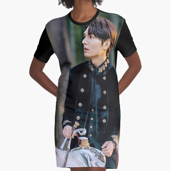 lee min  ho king  Graphic T-Shirt Dress